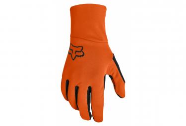 Gants Fox Ranger Fire Orange Fluo