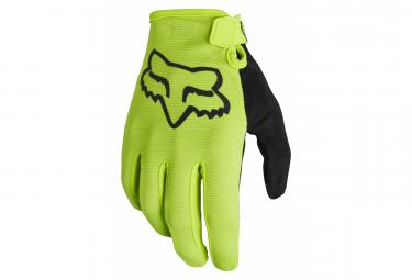 Fox Ranger Handschuhe Neongelb