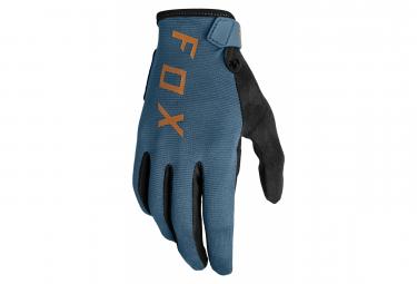 Gants Fox Ranger Gel Bleu