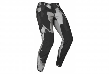 Pantalones de camuflaje Fox Defend Fire negros