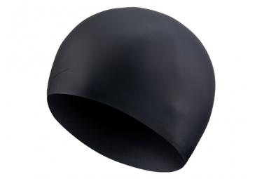 Bonnet de Bain Nike Swim Cheveux Long Silicone Noir