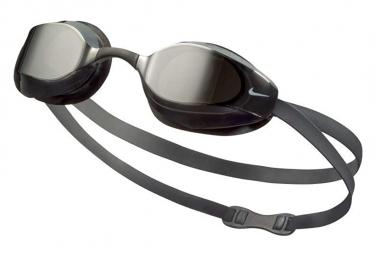 Lunette de Bain Nike Swim Vapor Mirror Noir