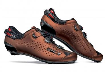 Chaussures Route Sidi Shot 2 Limited Edition Noir / Bronze