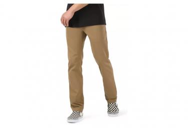 Pantalon Vans Chino Slim Trousers Beige