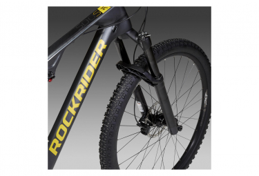 Rockrider XC 500 S Full Suspension MTB Carbon Sram GX / NX 12V 29'' Grau 2022