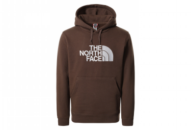 Sweat The North Face Drew Peak Pullover Hoodie Marron Homme