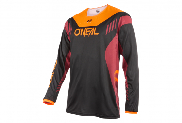 Maillot Manches Longues O'Neal ELEMENT FR HYBRID V.22 Multi-Couleurs