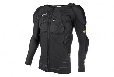 O'Neal STV Long Sleeve Protective Jacket Black