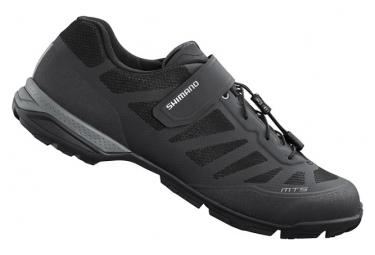 Coppia di scarpe MTB Shimano MT502 nere