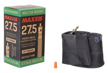Maxxis Welter Weight 27.5 '' Presta 48mm Inner Tube