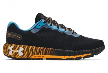 Chaussures de Running Under Armour Machina 2.0 Bleu / Orange