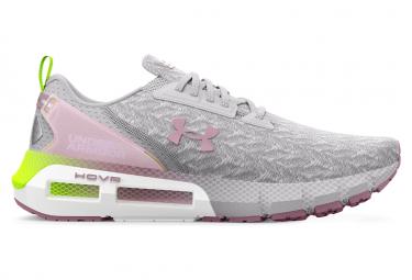 Chaussures de Running Femme Under Armour HOVR Mega 2 Clone Gris / Violet