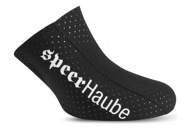 Couvre-Chaussettes Assos SpeerHaube Noir
