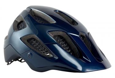 Casco Bontrager Blaze WaveCel LTD blu navy