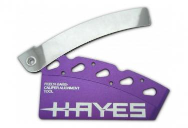Hayes Feel'R Gage Thrombozytenspreizer Lila