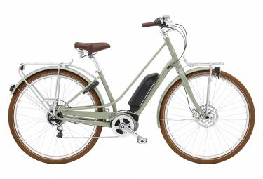 Vélo de Ville Electra Loft Go! 5i  Shimano Nexus 5V Vert 2022