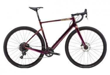 Gravel Bike Cervélo Aspero Sram Apex 11V 700 mm Violet Sunset 2022