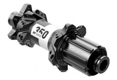 Moyeu Arrière DT Swiss 350 Straight Pull 28 Trous   Boost 12x148mm   6 Trous