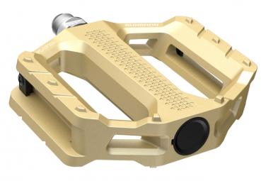 Coppia di pedali Shimano PD-EF202 Gold