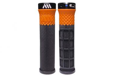 All Mountain Style Cero Grips Black / Orange