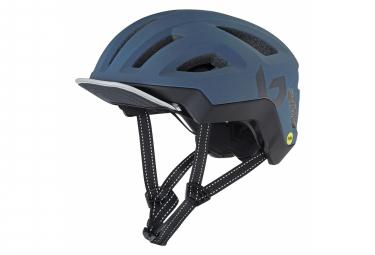 Bollé React MIPS Helmet Navy Blue