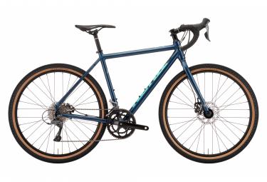 Gravel Bike Kona Rove AL 650 Shimano Claris 8V 650b Blue Gose 2022