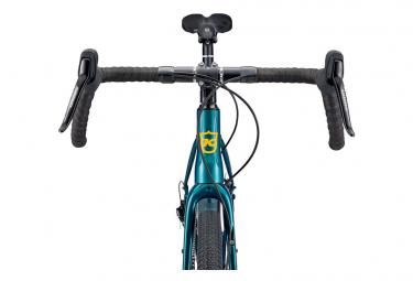 Grabel Bike Kona Libre Sram Apex 11V Grün Jeep 2022
