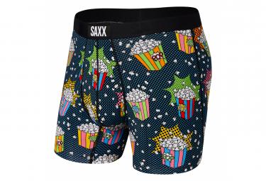 Boxer Saxx Vibe Pop Art Popcorn Multi-color