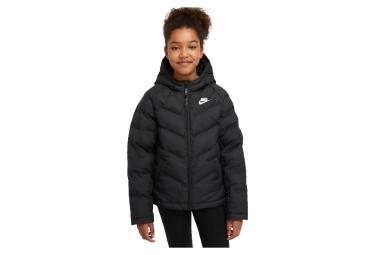Doudoune Enfant Nike Sportswear Noir