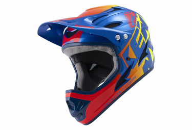 Casque Intégral Kenny Down Hill 2022 Graphic