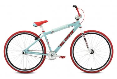 SE Bikes Vans Big Ripper 29'' Wheelie Bike Plume Blue Red 2021
