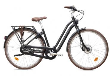 Vélo de Ville Elops 900 Shimano Nexus 7V Gris / Noir 2021