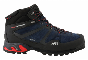 Millet Super Trident GTX Zapatillas de aproximación negras para hombre
