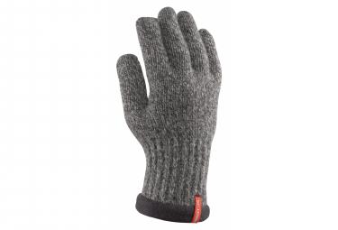 Paire de Gants Hiver Millet Wool Glove Noir Homme