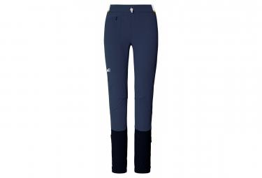 Pantalon Millet Pierrament Bleu Femme