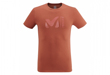 Millet Logo Hombre Marrón