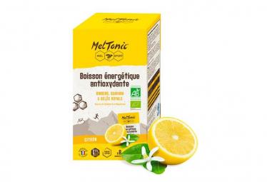 Boisson énergétique Meltonic Antioxydant Bio Citron 8 sachets 35g