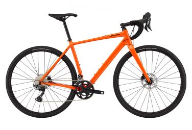 Gravelbike Cannondale Topstone 1 Shimano GRX 11F 700 mm Orange 2022