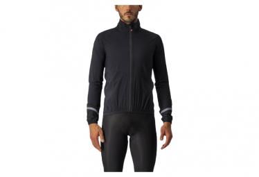 Castelli Emergency 2 Rain Waterproof Jacket Black