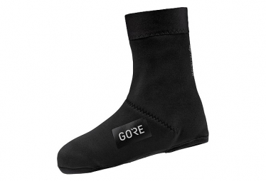 GORE Wear Shield Thermo Shoe Covers Black