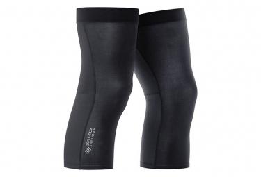GORE Wear Shield Knee Guards Black