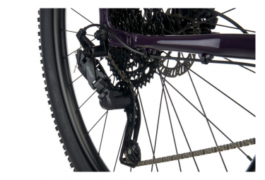 Kona Lava Dome Hardtail MTB microSHIFT Advent 9S 29'' Gloss Metallic Grape 2022