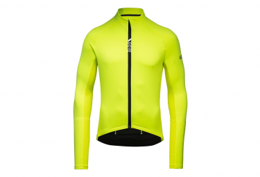 GORE C5 Thermo Jersey Fluo Yellow / Green