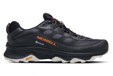 Merrell Moab Speed Gtx Trailschuhe Schwarz
