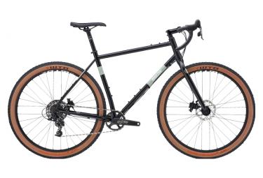 Breezer Radar X Gravel Bike Sram Apex 11V 700mm Satin Black 2021
