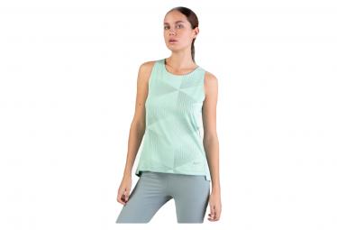 Camiseta sin mangas Aerth Premium Tank Mujer Verde
