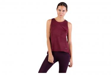 Camiseta de tirantes Aerth Premium Tank Mujer Roja