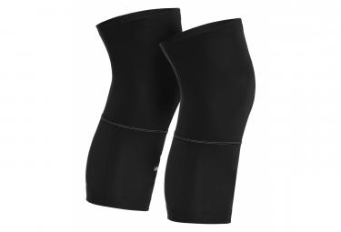 Spiuk Anatomic Knee Guards Black