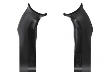 Ergonomische Griffe SQlab Innerbarends 411 R Carbon Black