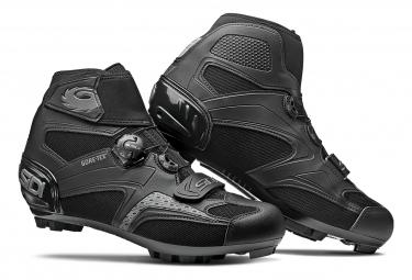 Sidi Frost Gore 2 MTB Shoes Black